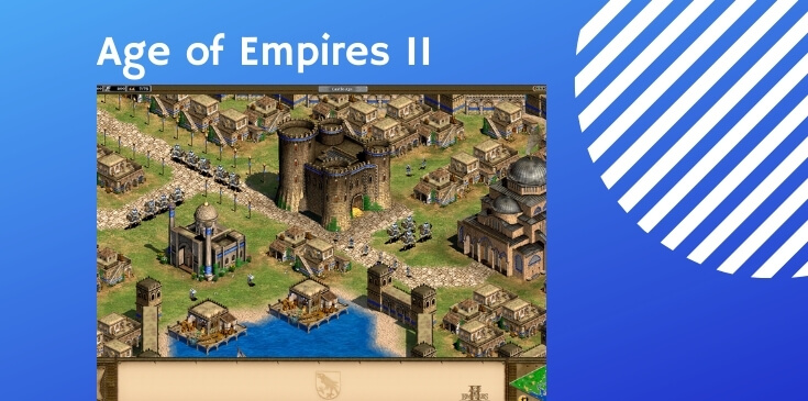 Age of Empire II Game Paling Burik di Dunia