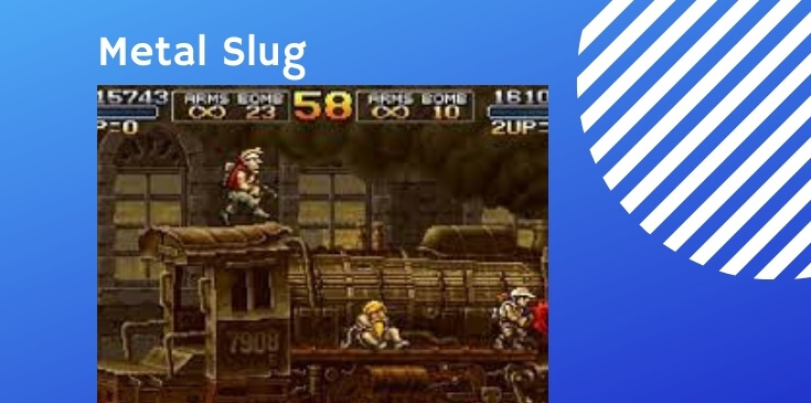 Metal Slug Game Paling Burik di Dunia