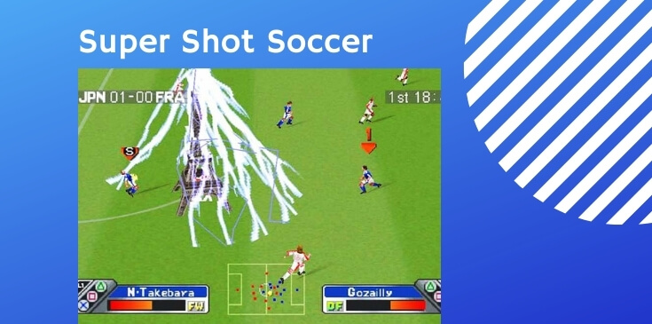 Super Shot Soccer Game Paling Burik di Dunia