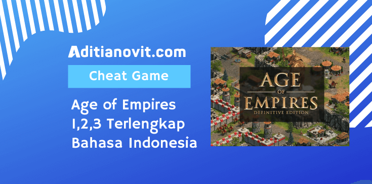 Cheat Game Age of Empires
